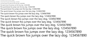 16xAA font rendering using coverage masks, part I | Superluminal
